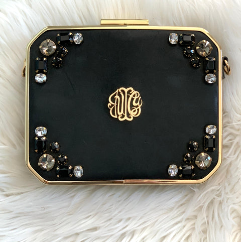 Juicy Couture Box Clutch