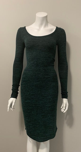 Wilfred Free Green Bodycon Dress Size XXS