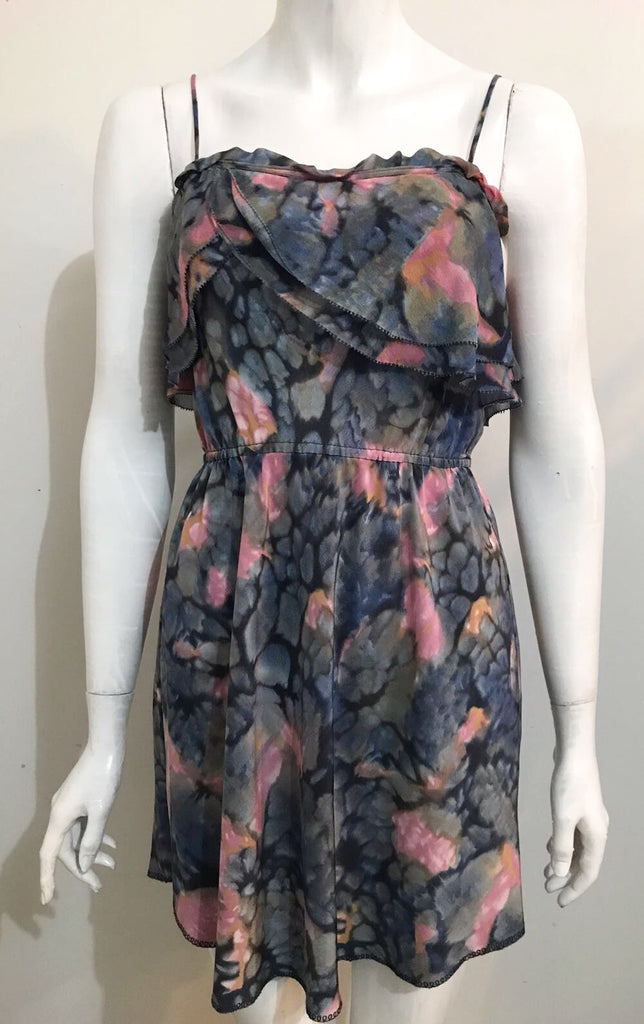 3d147790aea13 Wilfred Multi-Colored Silk Dress Size S. Images   1   2 ...