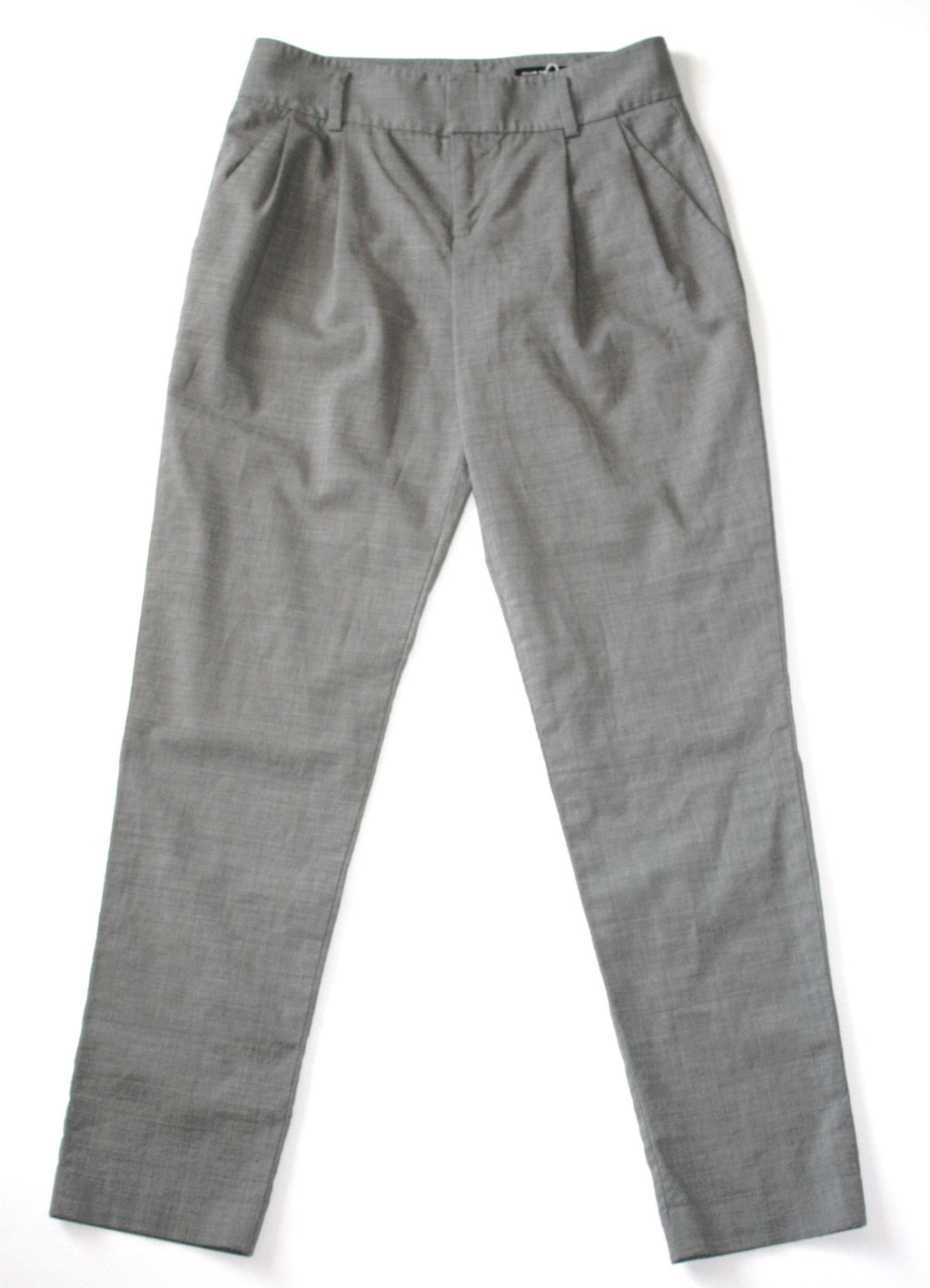 Club Monaco Grey High Waist Pants - Joyce's Closet  - 1