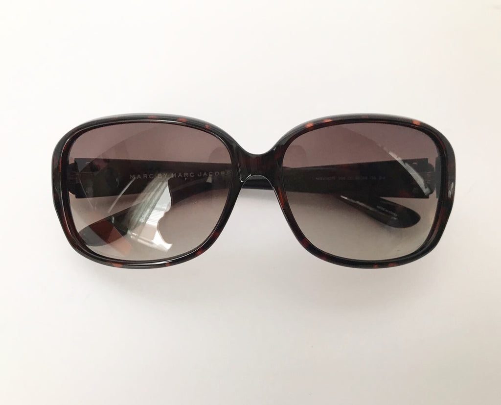 Marc by Marc Jacobs MMJ142 Resin Sunglasses
