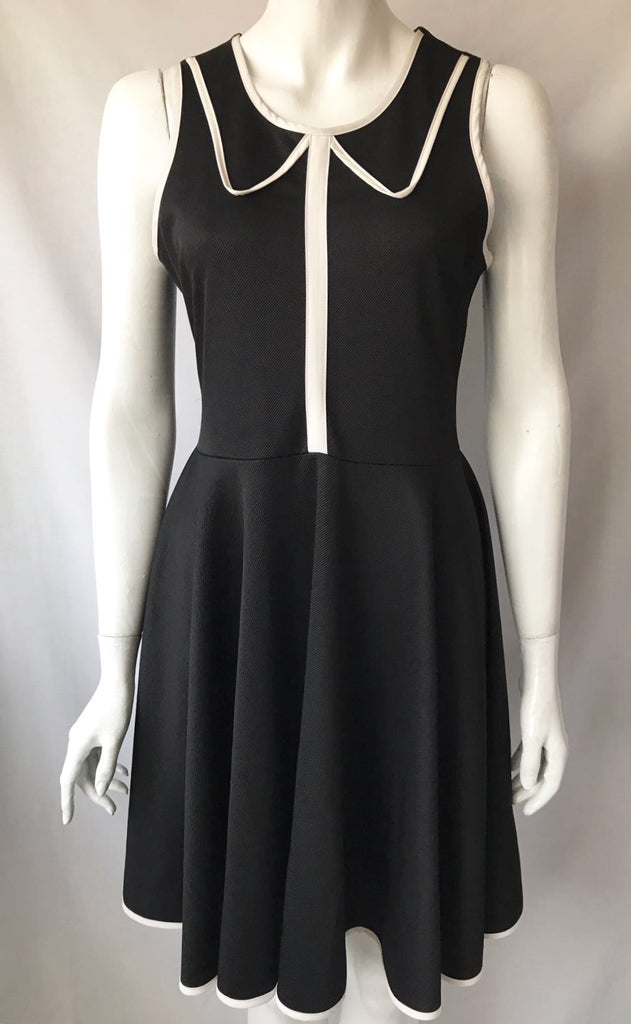 Fever City Black Dress Size 6