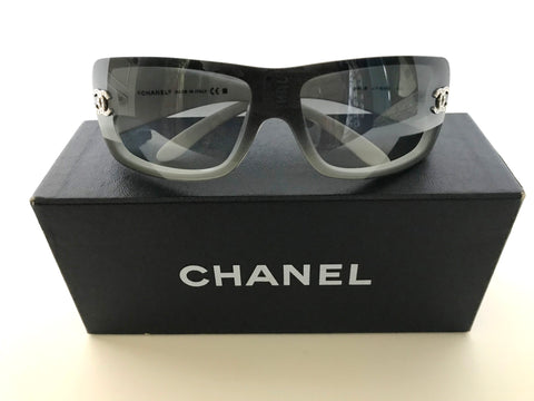Chanel 5088  Black & White Sunglasses