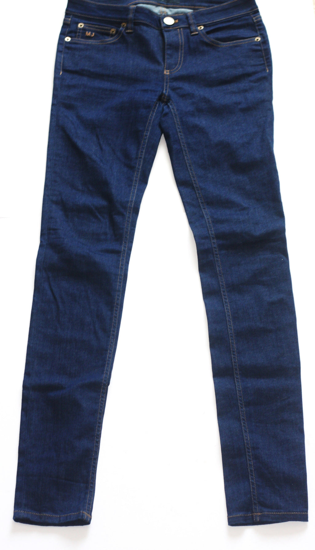 Marc By Marc Jacob Dark Wash Skinny Jeans - Joyce's Closet  - 1