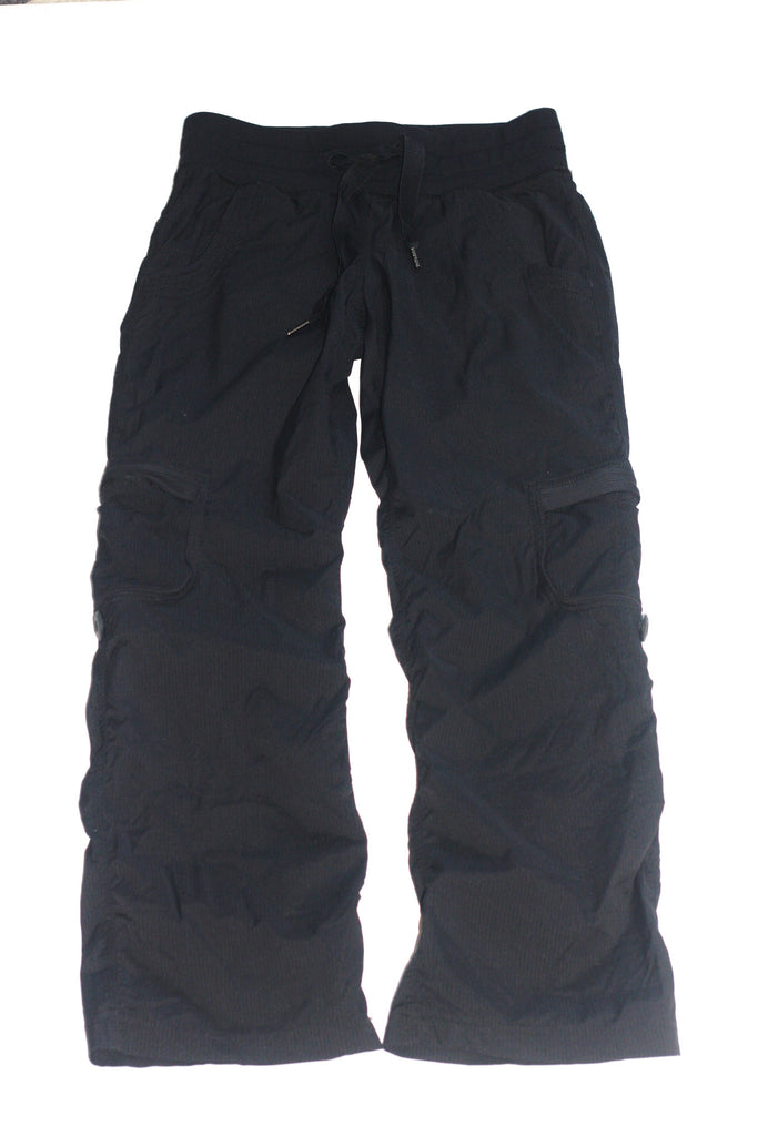 Lululemon Black Jogger Athletic Pants - Joyce's Closet  - 1