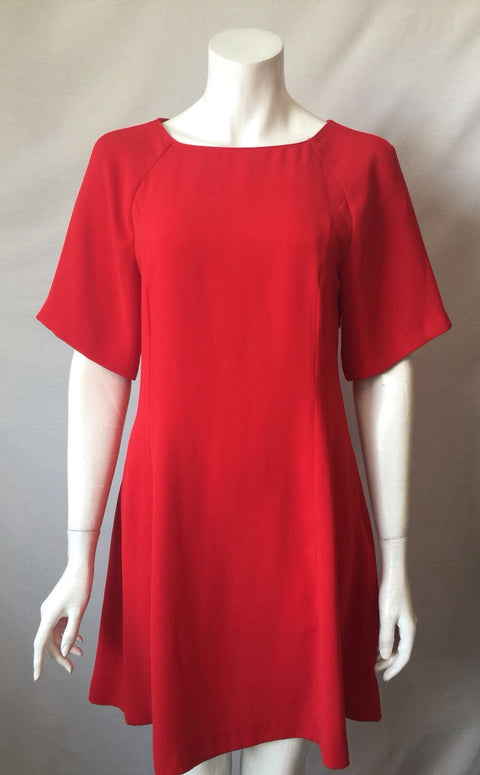 Zara Red Dress Size M