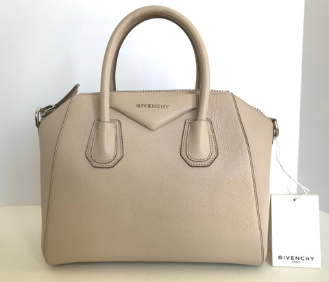 Givenchy Antigona Nude Pink Small Handbag