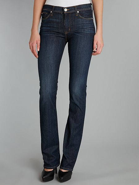 Hudson Dark Wash Boot Cut Ella Jeans - Joyce's Closet  - 1