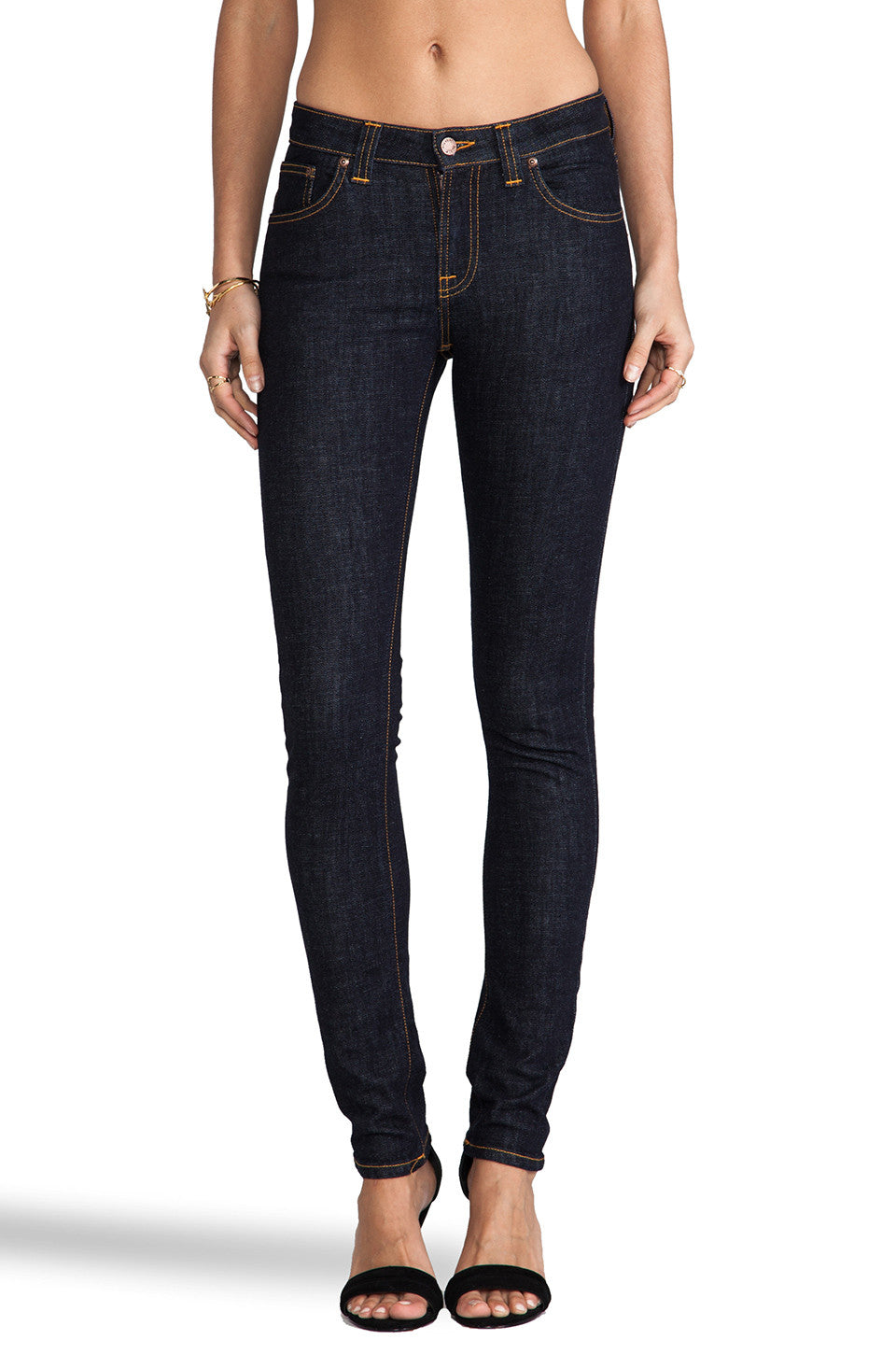 Nudie Jeans Co Tight Long John Jeans - Joyce's Closet  - 1