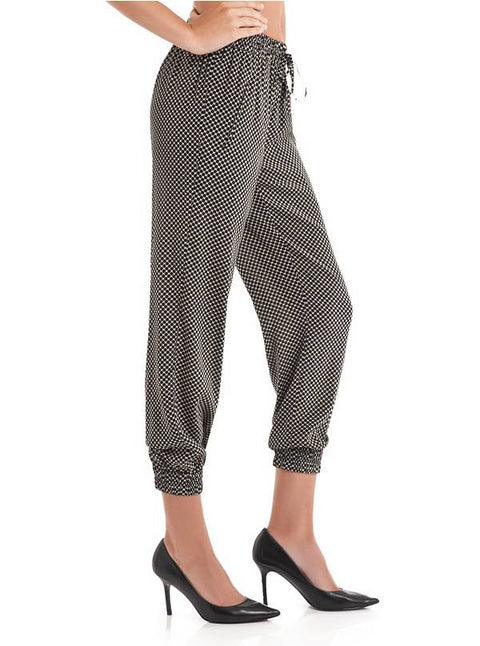 Guess by Marciano Parker Polka Dot Silk Pants Size 0 P23B2100000