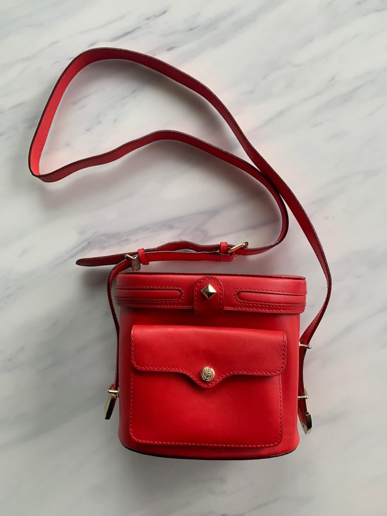Rebecca Minkoff Red Crossbody Bag