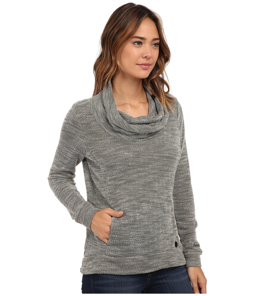 Bench Grey Overhead Scowl Slouch Sweater - Joyce's Closet  - 1