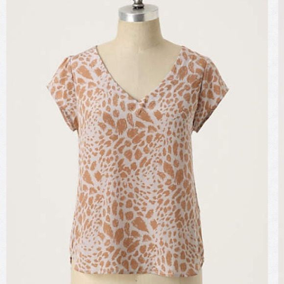 Bayla Jane Animal Print Wildest Dream Blouse - Joyce's Closet  - 1