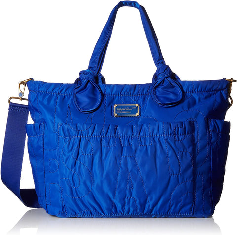 Marc by Marc Jacob Blue Diaper Bag