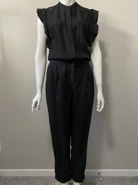 Wilfred Black Jumpsuit Size 4