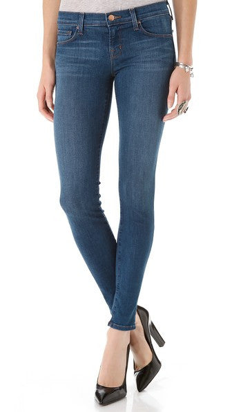 J Brand Blue High Rise Jeans Size 28