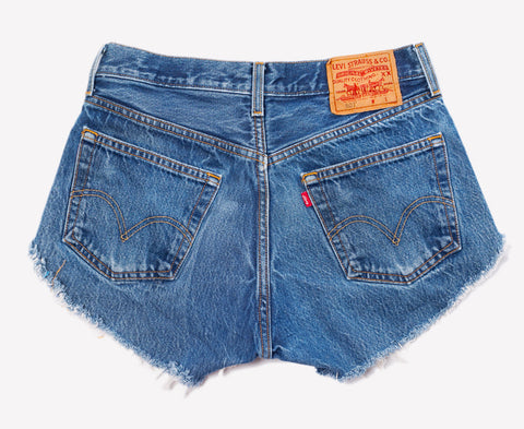 Vintage Levis Denim Cut-Off Shorts - Joyce's Closet  - 1
