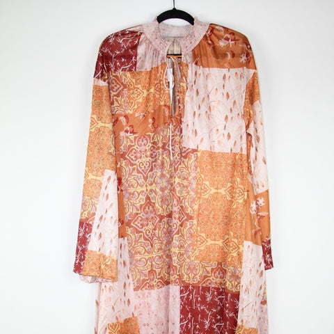 Brand New Zara Oversized Boho Dress Size S
