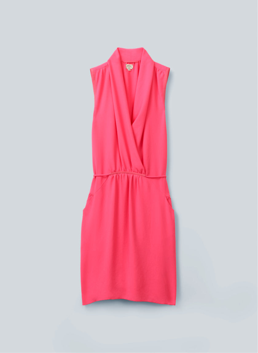 Wilfred Pink Sabine Dress Size S