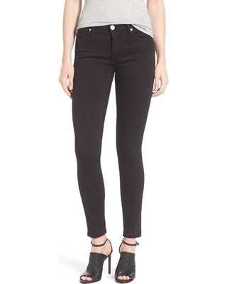 True Religion Black Skinny Studded Jeans - Joyce's Closet  - 1