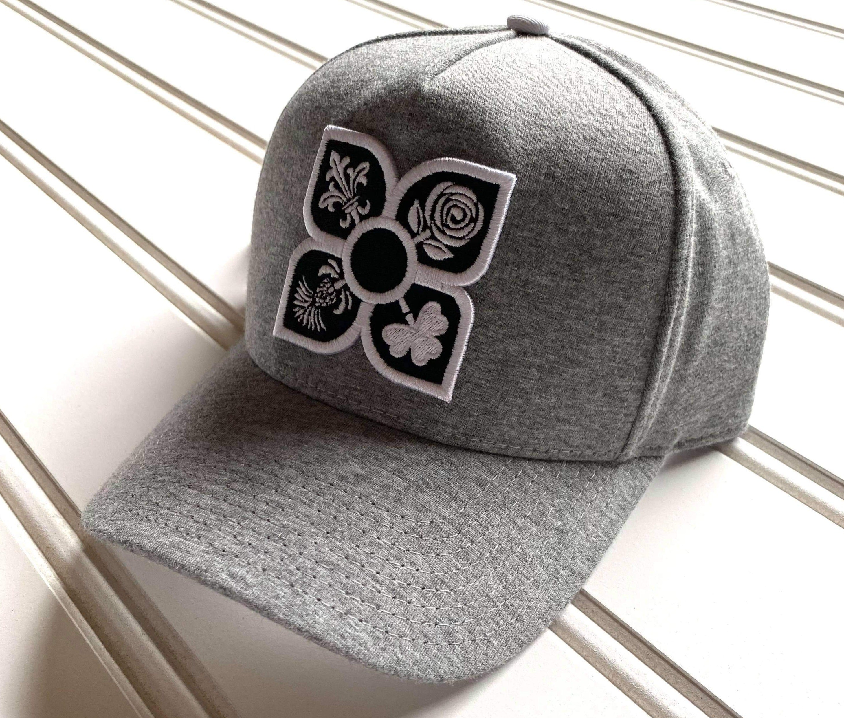 Baseball Hat - Heather Gray