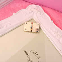 Load image into Gallery viewer, DIY Accessories dog bunny metal keychain tassel key chain ring holder mobile phone shell bag pendant metal hook alloy part