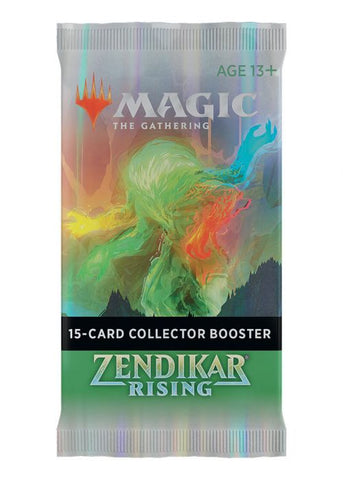 Zendikar Rising Collector Booster Pack
