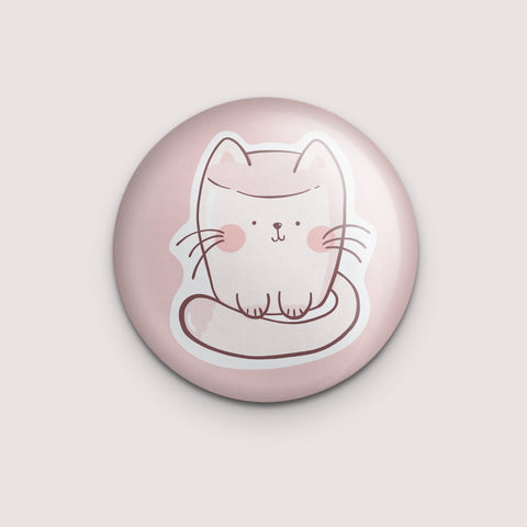 Marsh-meow-llow Pin