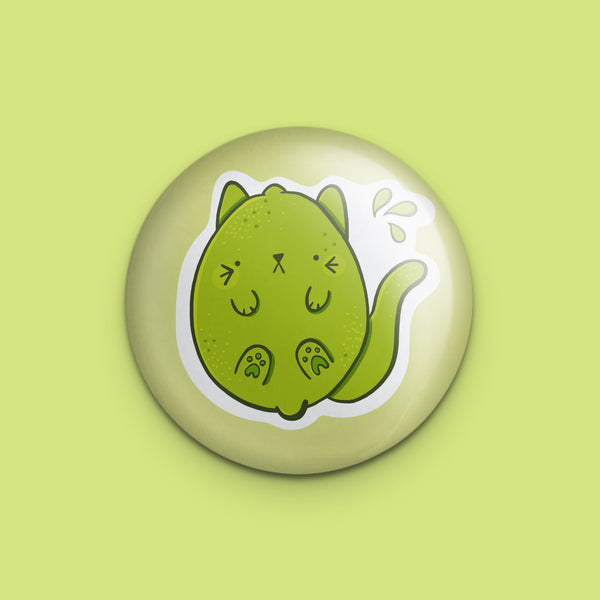 Sour-puss Pin
