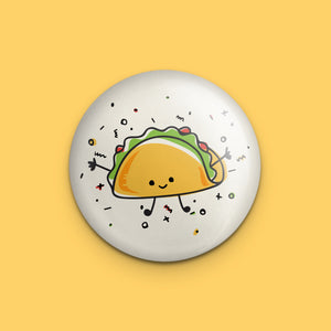 Taco Magnet or Mirror
