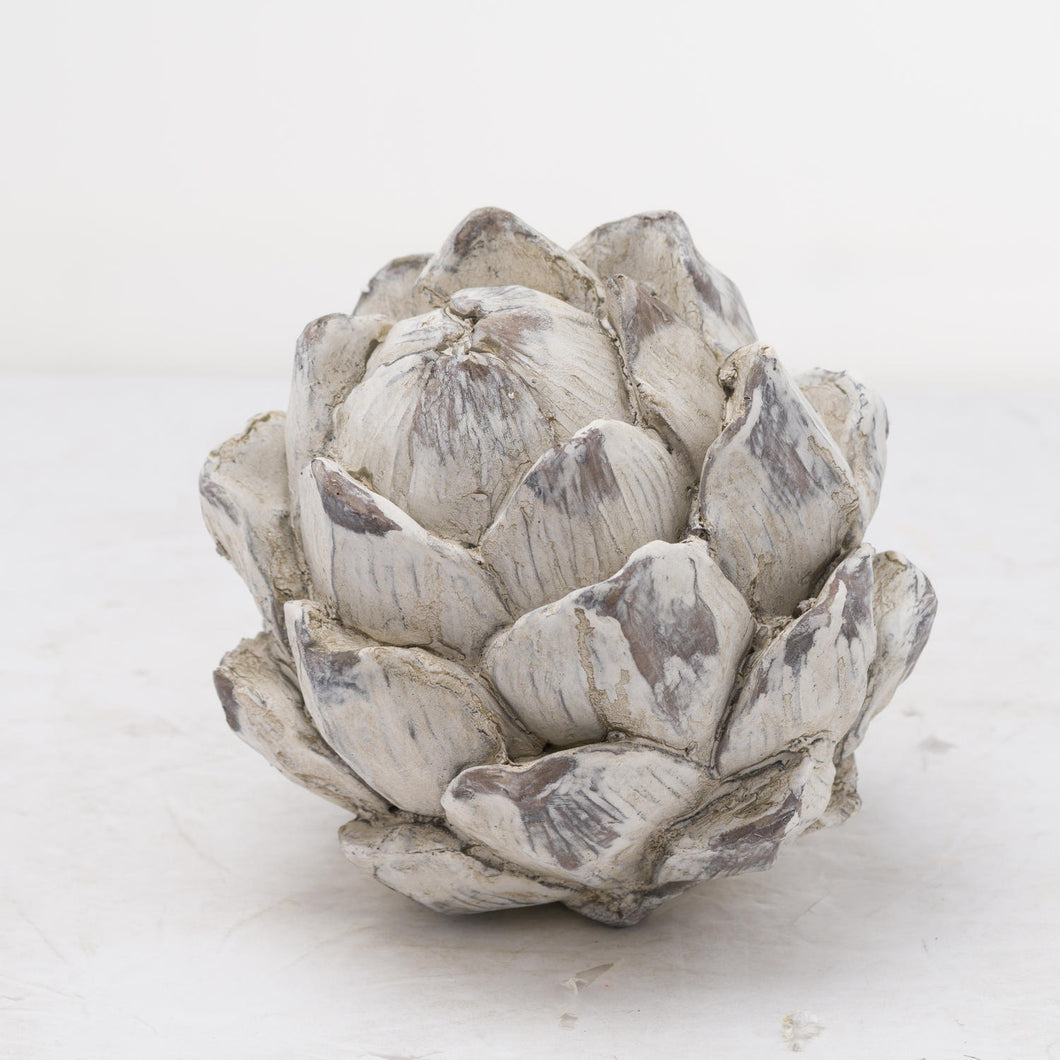 Stone artichoke accessories