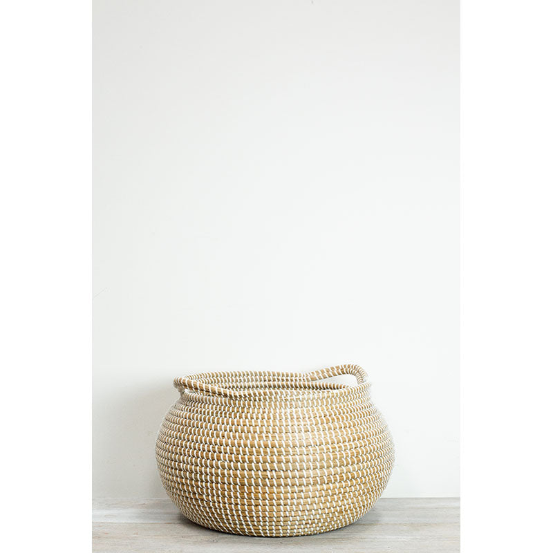 Stor Seagrass Basket