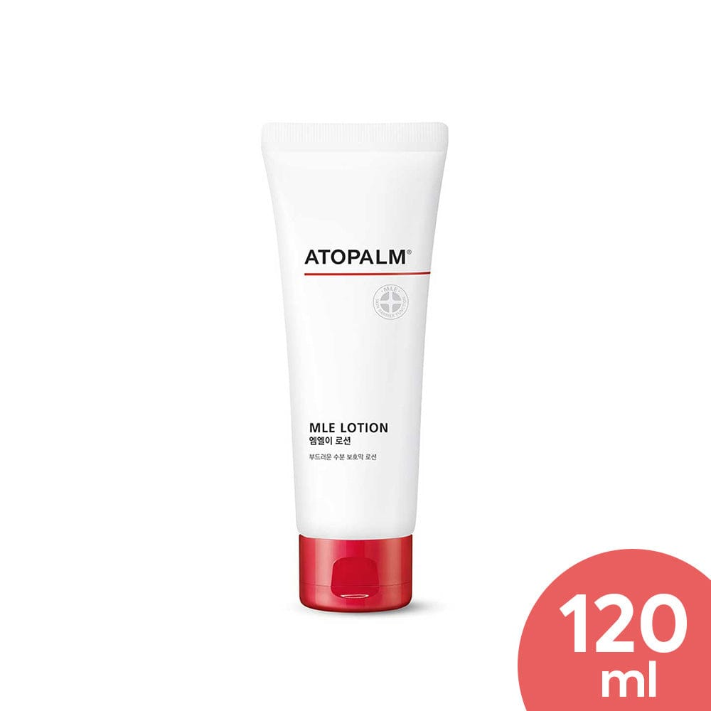 ATOPALM MLE Lotion 120ml For Soothes and Sensitive Skin Women