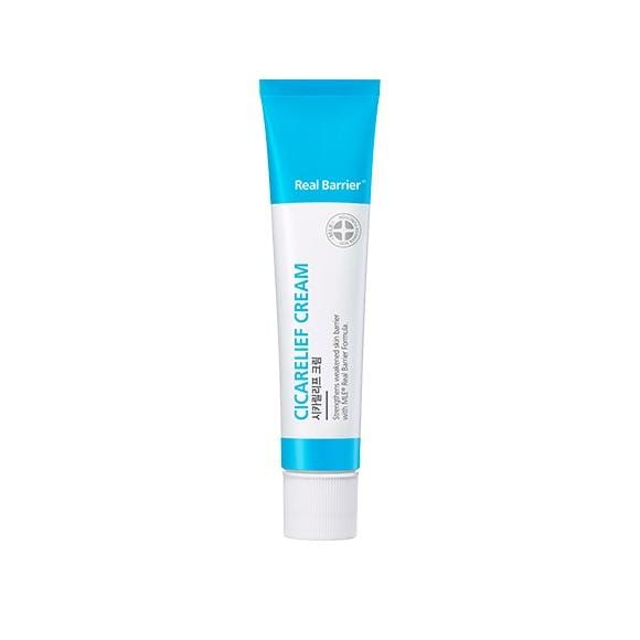 Real Barrier Cicarelief Cream 35g For Soothes and Calm Unisex