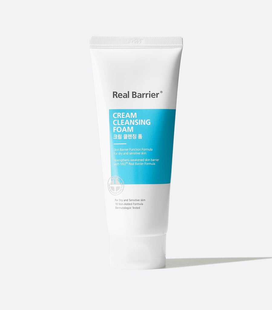 Real barrier cream cleansing foam 150 g