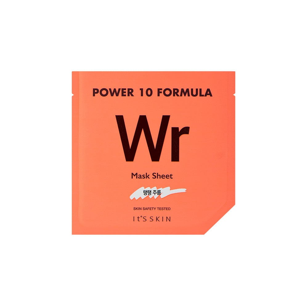 It's Skin Power 10 Formula Mask Sheet WR For Anti-Wrinke and Elasticity Unisex
