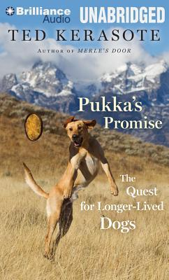 Pukka's Promise:  The Quest For Longer- Lived Dogs - Ted Kerasote