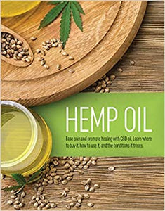 Hemp Oil - Sheryl DeVore