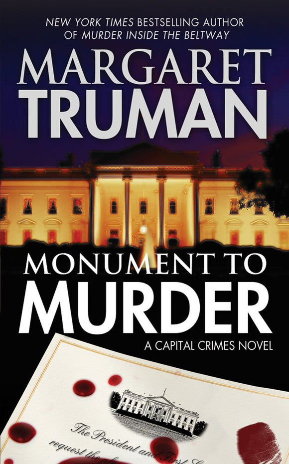 Monument to Murder - Margaret Truman