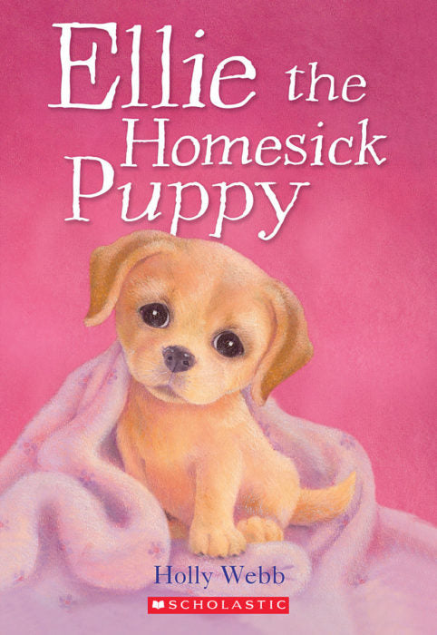 Ellie the Homesick Puppy (P) - Holly Webb