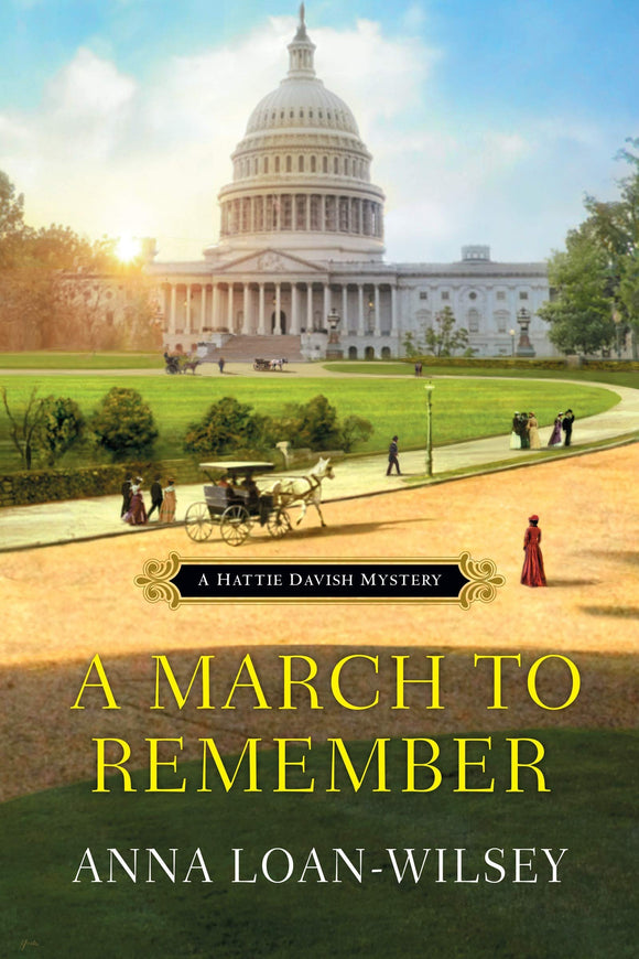 A March to Remember - Anna Loan-Wilsey