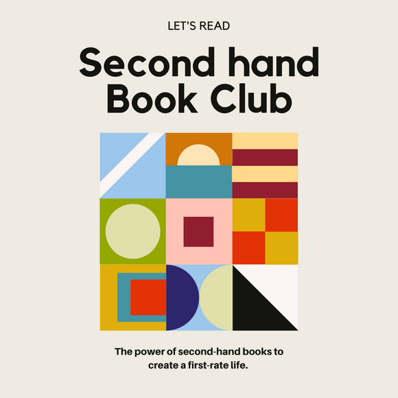 Second Hand Book Club Subscription