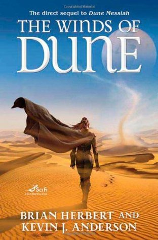 The Winds of Dune - Brian Herbert & Kevin J. Anderson