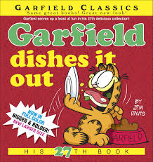 Garfield Dishes It Out #27 - Jim Davis