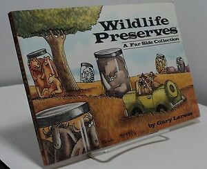 Wildlife Preserves: A Far Side Collection - Gary Larson