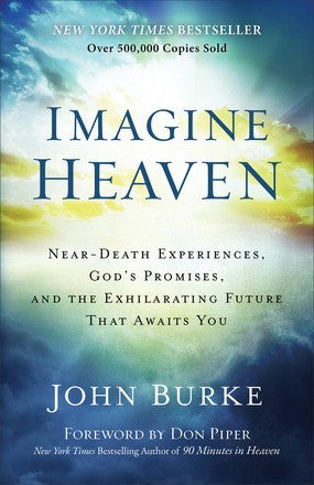 Imagine Heaven - John Burke