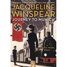Journey to Munich - Jaqueline Winspear