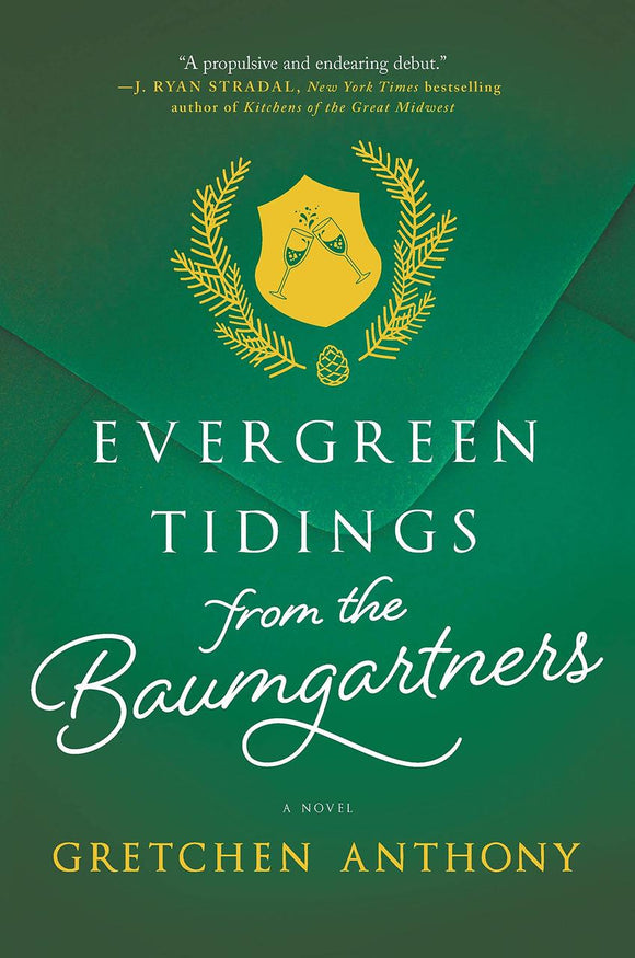Evergreen Tidings From the Baumgartners (P) - Gretchen Anthony