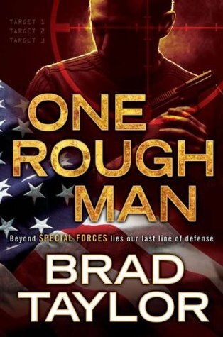 One Rough Man (H) - Brad Taylor