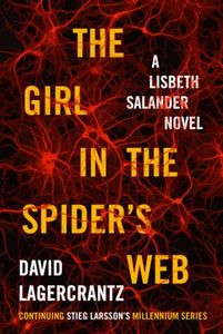 The Girl in the Spider's Web (P) - David Lagercrantz